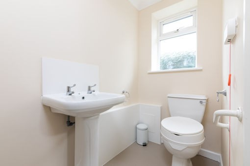 Sweetcroft Residential Care Home Bathroom 1