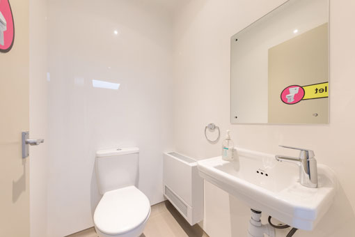 Sweetcroft Care Home Bedroom Toilet