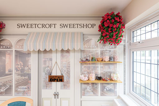 Sweetcroft Care Home Sweetshop